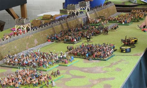 siege alesia sparker 39 s wargaming alesia part ii the assault