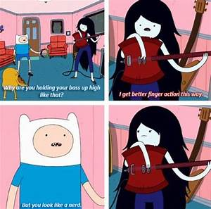 Adventure Time with Finn and Marceline | AT | Adventure ...