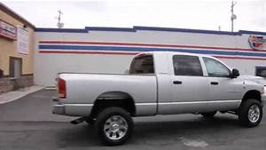2006 Dodge Ram 3500hd 4x4 Mega Cab 6