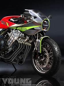 Honda 500 Cbx 2018 : honda cbx 2018 le retour du six cylindres en ligne moto revue ~ Medecine-chirurgie-esthetiques.com Avis de Voitures