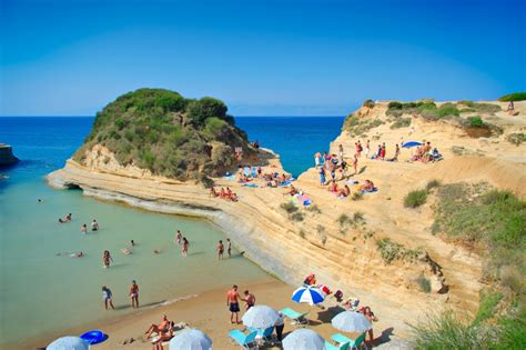 Corfu Island One Of The Most Popular Destinations In