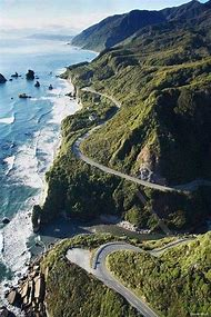 Washington Pacific Coast Highway