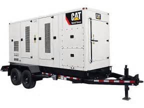 cat generator cat mobile generator sets caterpillar