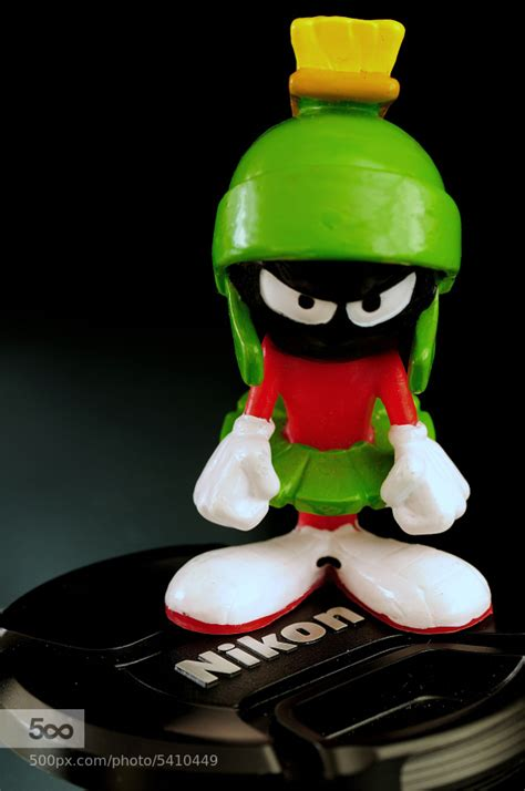marvin the martian quotes space modulator