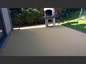 decsol revetements en matiere plastique tapis de pierre With tapis de pierre extérieur