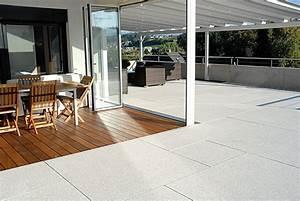 Conceo Platten Preis : gro e helle terrasse mit conceo platten in kombination 30133 ~ Frokenaadalensverden.com Haus und Dekorationen