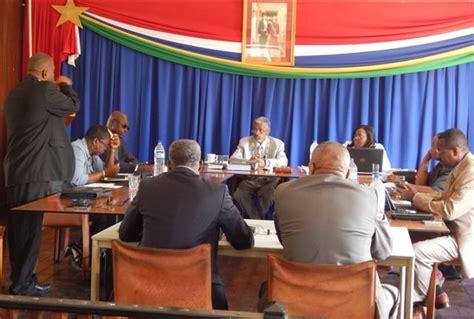 vijf partijen doen mee met eilandsraadsverkiezingen statia caribisch netwerk