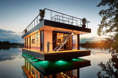 cosmopolitan water homes water home