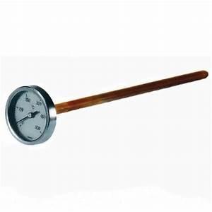 Thermometre Four A Bois : thermom tre bim tallique pour four pain le bon vivre ~ Dailycaller-alerts.com Idées de Décoration