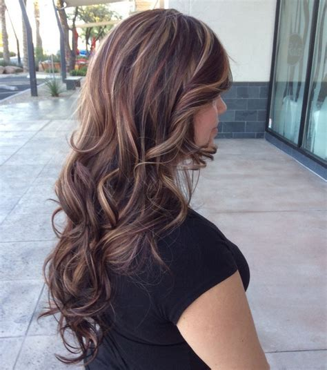 Hair Ideas For Brunettes by 45 Hair Color Ideas For Brunettes For Fall Winter Summer