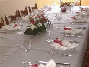 Idee Decoration De Table Pour Communion Fille