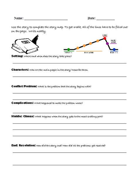 englishlinxcom plot worksheets