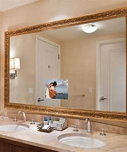 Stanford, Bathroom, Mirror, Tv
