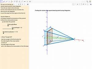 35 What Is The Volume Of The Pyramid In The Diagram