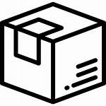 Package Box Delivery Shipping Icon Packaging Fragile