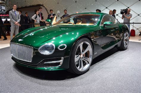 Production Bentley Exp 10 Speed6 Due In 2018 » Autoguide
