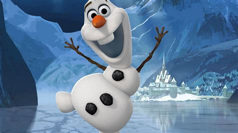 Olaf Iphone Wallpaper by Frozen Olaf Wallpaper 70 Images