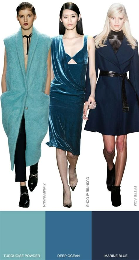 Trendfarben Winter 2015 by Farbpalette Herbsttyp Trendfarben Herbst Winter 2014 2015