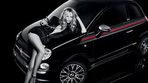 Fiat 500 Ad by Fiat 500 By Gucci Ad With Leggy Model