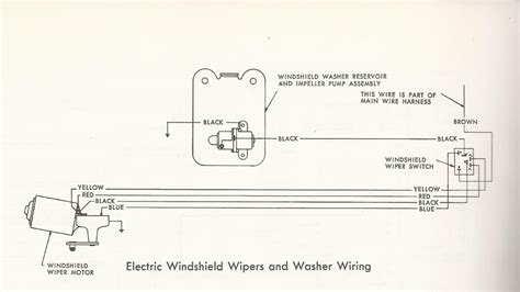 Chevy Wiper Motor Wiring Diagram Images
