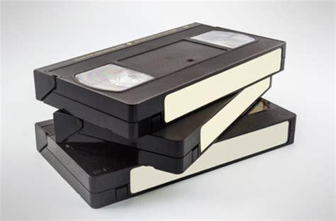 Vhs Cassette by Comment Num 233 Riser Vos Cassettes Vid 233 O Darty Vous