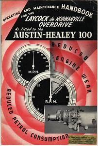 Austin Healey Servicing Data