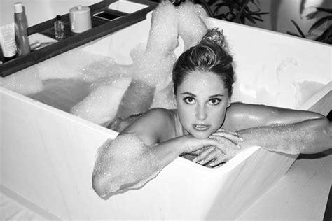 Genevieve Morton Naked In The Bathtub Scandal