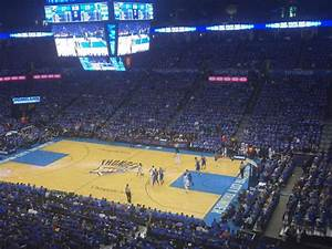 Chesapeake Energy Arena Interactive Seating Chart