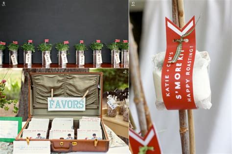 five unique favors for your rustic chic wedding onewed