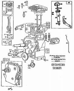 Briggs  U0026 Stratton 5 Hp Engine Parts