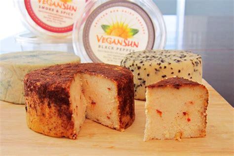 non dairy cheese vegansun artisan non dairy cheeses review