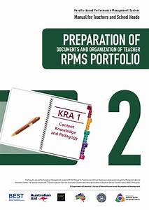 Ppst Rpms Manual