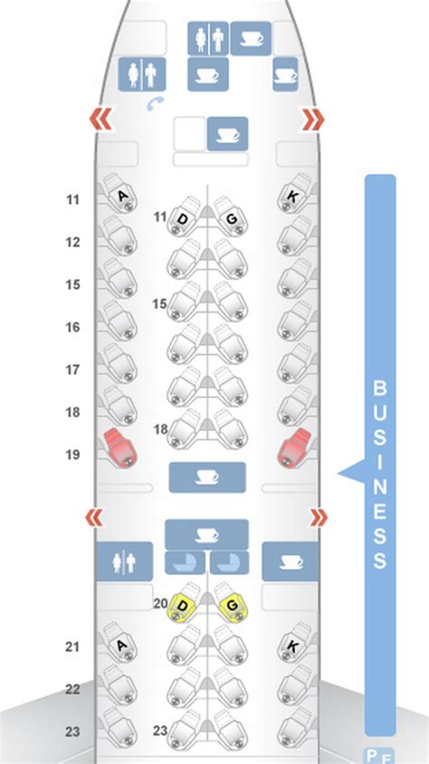 plan siege boeing 777 300er seating plan boeing 777 300er cathay pacific