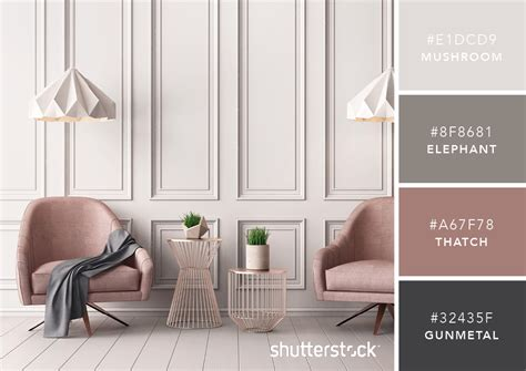 Neutral Scheme Thats Fascinating Subtle by 101 Color Combinations To Inspire Your Next Design