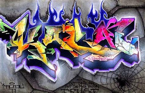 Tag Graffiti Alphabet Explained