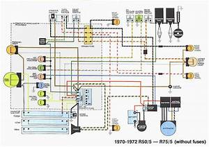 Bmw R75 Wiring Diagram