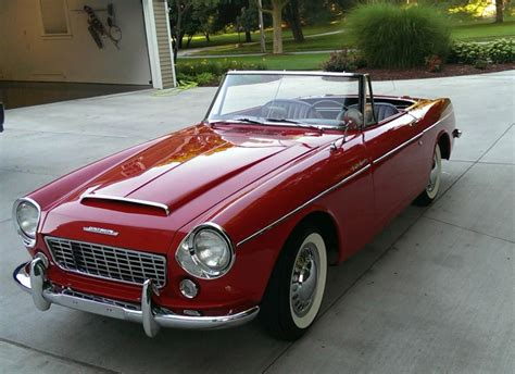 1964 Datsun Fairlady by 1964 Datsun Fairlady 1500 I Had One Of These The