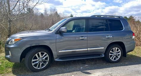 2014 Lexus Lx 570: One Capable Luxury Suv [review]