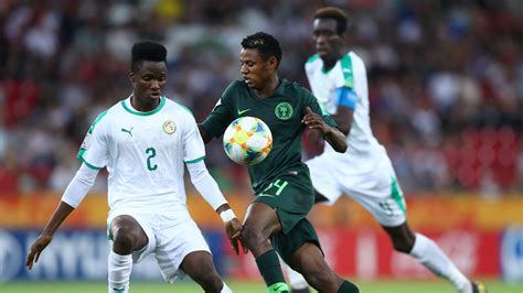 Flying Eagles Crash Out Fifa World Cup Connect Nigeria