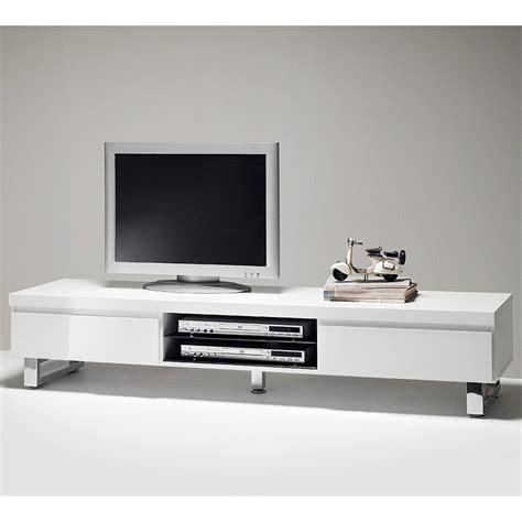 meuble tv blanc laqu 233 serinahome tendance et d 233 co