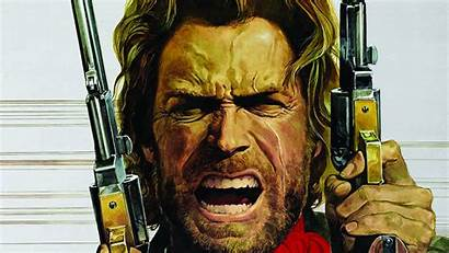 Eastwood Clint Josey Outlaw Wales Western Drawing