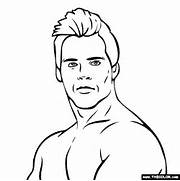 how to draw kane colouring pages