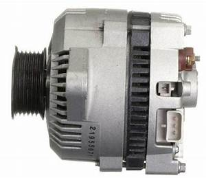 Alternator Connection  Is There Different Plugs  And Can