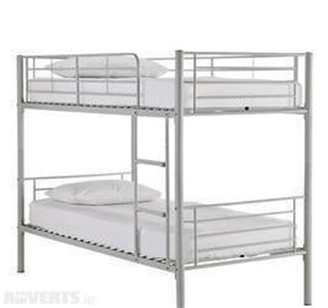 svarta loft bed ikea svarta white bunk bed for sale in maynooth kildare