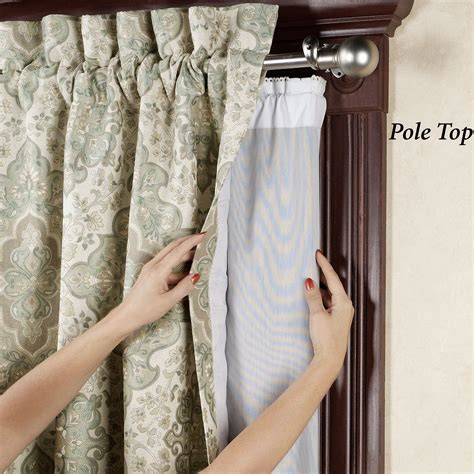 Blackout Curtain Liners by Ultimate Thermalogic Tm Blackout Curtain Panel Liner
