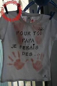 Tee Shirt Fete Des Peres : f te des p res chez nounou corneille activit s ~ Voncanada.com Idées de Décoration