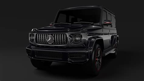 Simply research the type of used car you're interested in and then select a car from our massive database to. Mercedes AMG G 63 Edition 1 W464 2019 3D Model - FlatPyramid