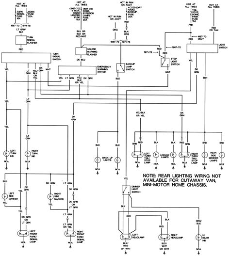 Wiring Diagram 1985 Dodge Roadtrek by I A 1978 Dodge B300 Sportsman Motorhome My Signal