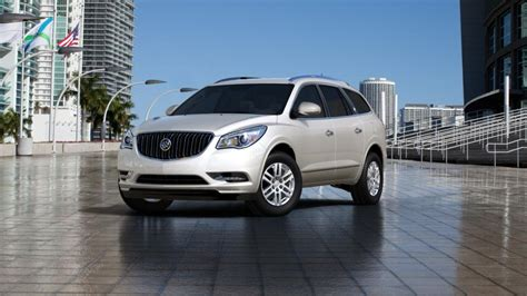 fort smith white diamond tricoat  buick enclave