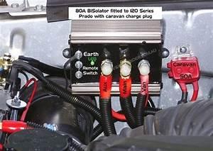 Caravan  U0026 Camper Battery Charging   Exploroz Articles